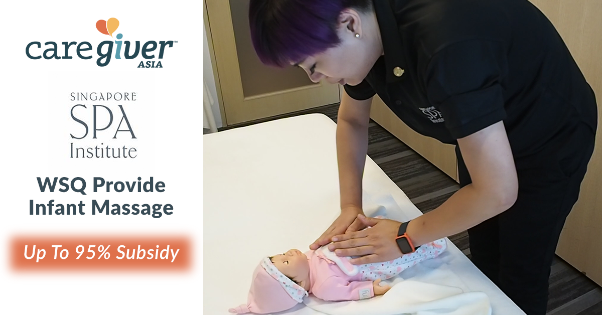 Infant Massage by Singapore Spa Institute