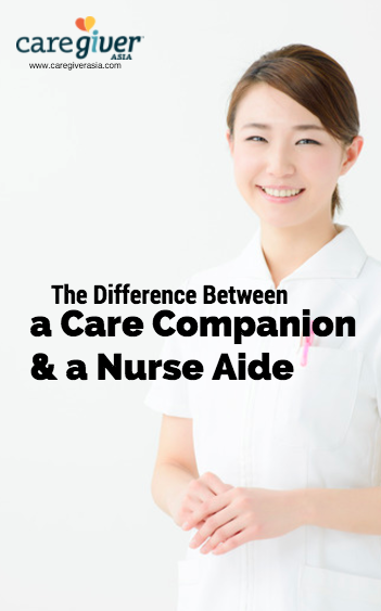 CaregiverAsia care companion and nurse aide printable