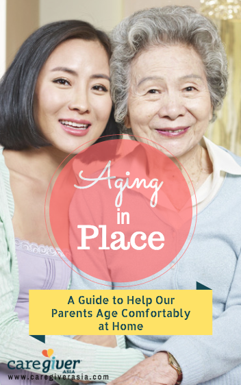 CaregiverAsia elderly care guide ebook on care options for your aging loved ones