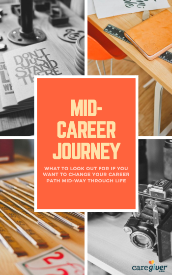 Mid-career switch tips and guide