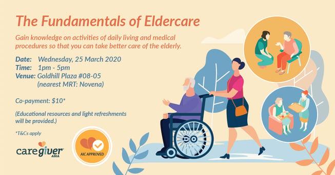 CGA The Fundamentals of Eldercare EDM 25 mar