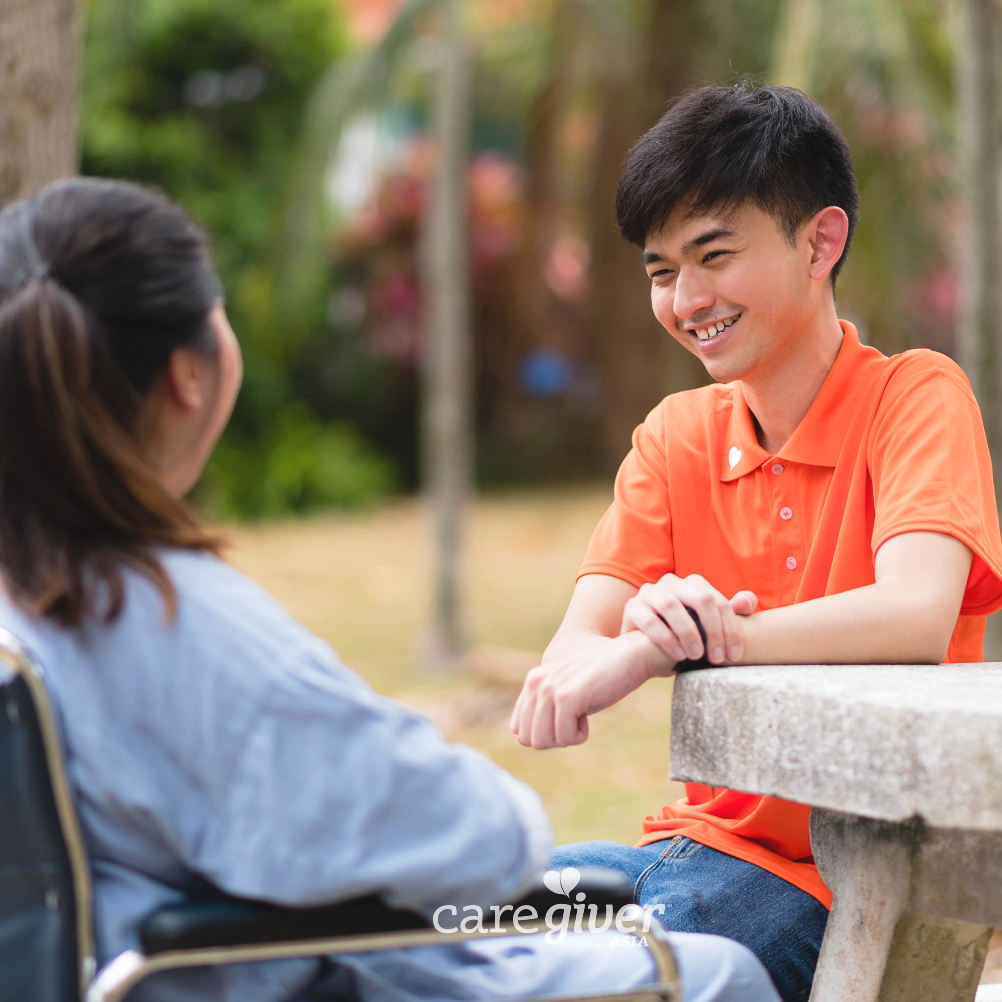 Freelance Caregivers practice on their own terms at CaregiverAsia