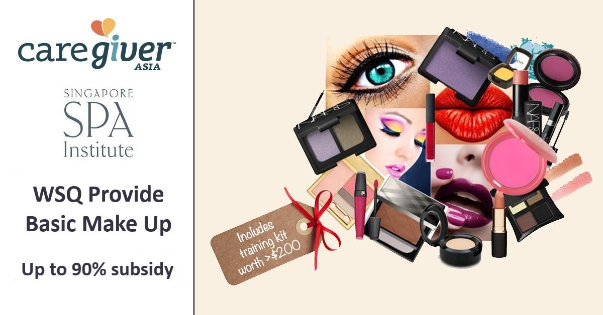 WSQ Provide Basic Makeup